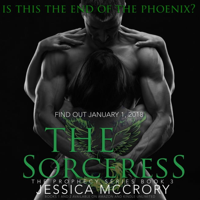 The Sorceress Coming Soon.001
